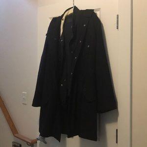 Double winter jacket